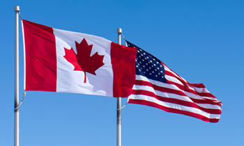 Cross Border Canada and USA